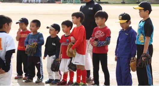 野球体験会開催\(^o^)/ご参加ありがとうございました