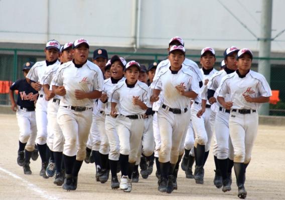 初芝立命館中学校・硬式野球部へ
